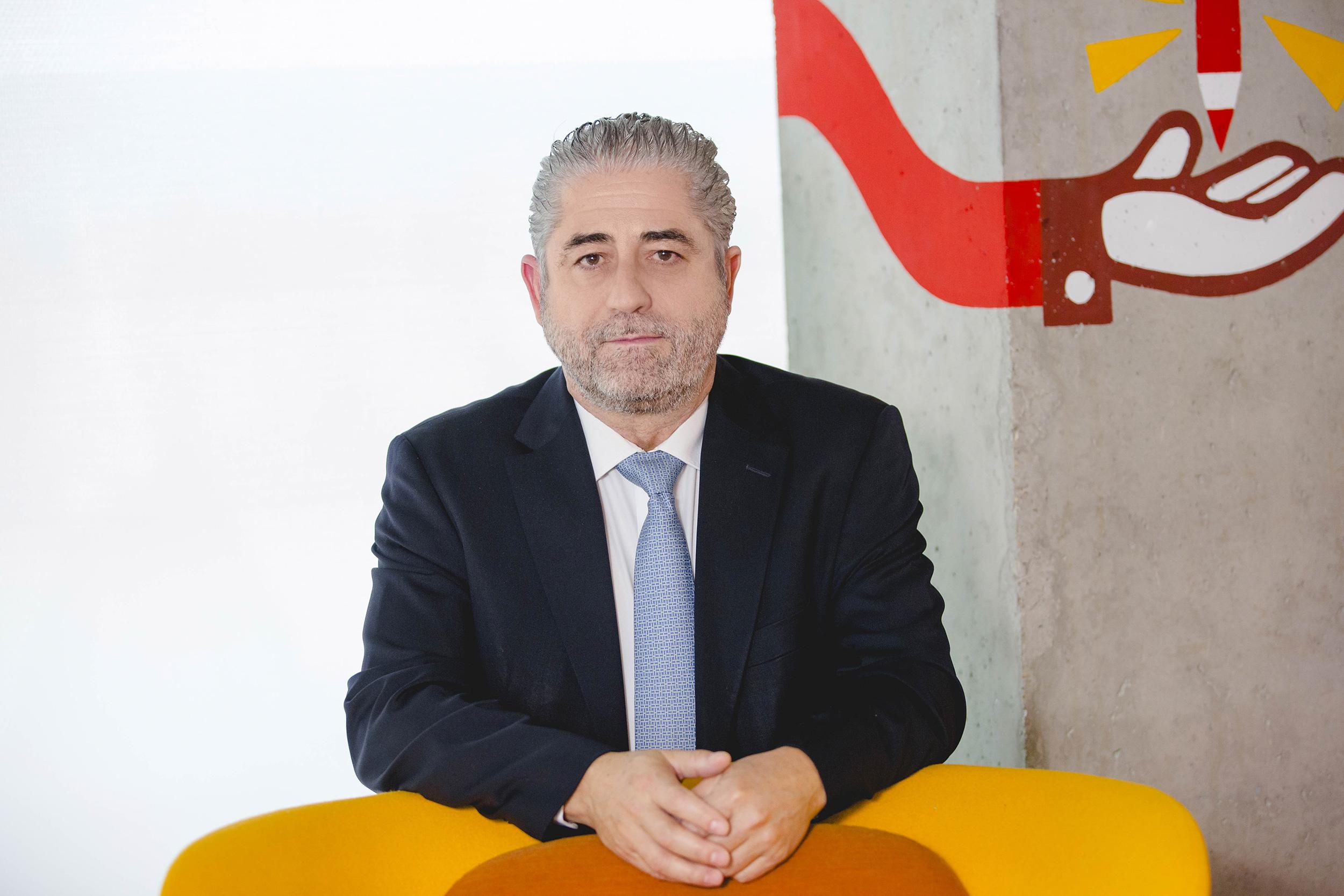 Jesús Domingo, Director General de Personas y Organización de Mahou San Miguel.
