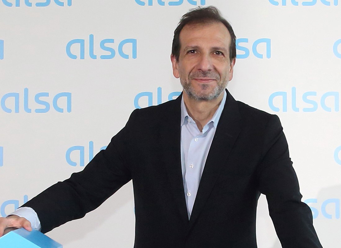 Juan Antonio Esteban, Director de RR.HH de ALSA