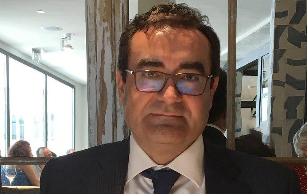 David Martín es el Director de Recursos Humanos de Steelcase