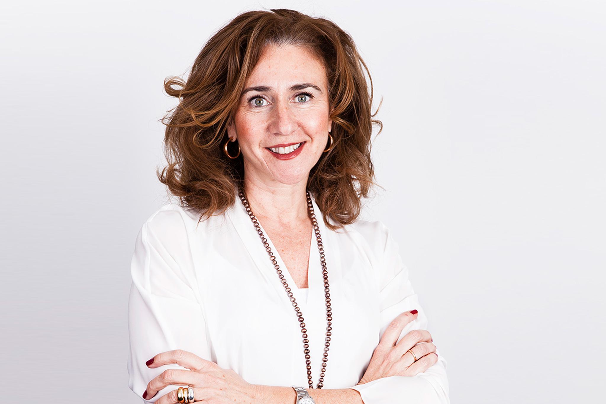 Mar Garre, Directora de Personas y Comunicación Interna de Línea Directa