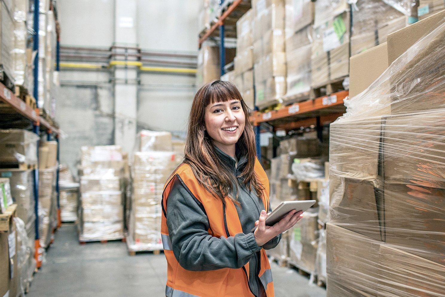 Comunicación Interna para entornos de logística