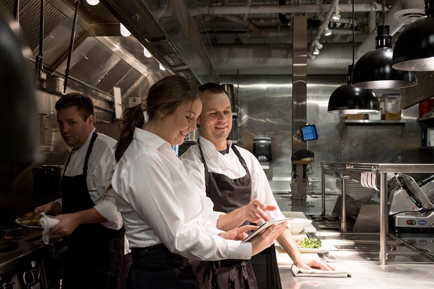 Comunicación Interna para entornos de alta cocina