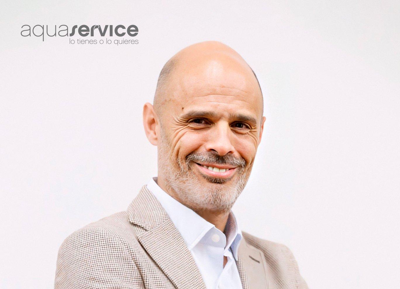 Eugenio de Miguel, Director de Personas y Cultura de AquaService
