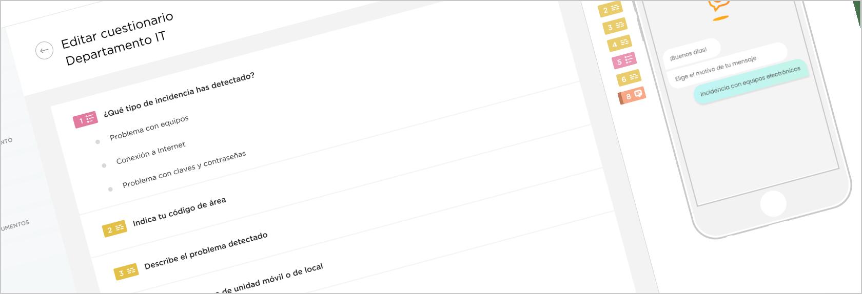 Edición de una Conversación Automática